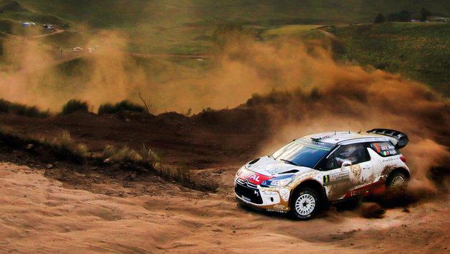 Premierensieger bei Rallye-WM widmet Erfolg McRae (Bild: APA/EPA/WORLD)