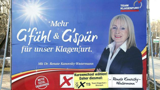 """""""G""""fühl"""" und """"G""""spür"""" spielen derzeit in politischen Wahlkämpfen eine wichtige Rolle. (Bild: APA/GERT EGGENBERGER)"""