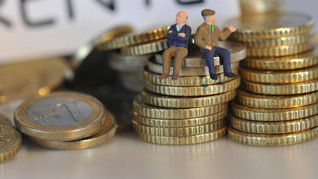 Mehr Realität bei Pensionsvorausberechnung (Bild: dpa/Andreas Gebert)