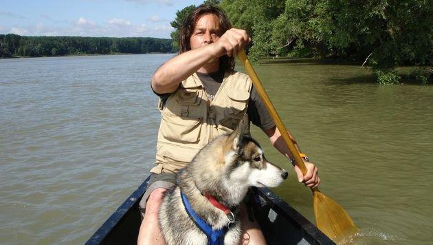 Survival-Abenteuer gemeinsam mit dem Hund erleben (Bild: Albert Steiner)