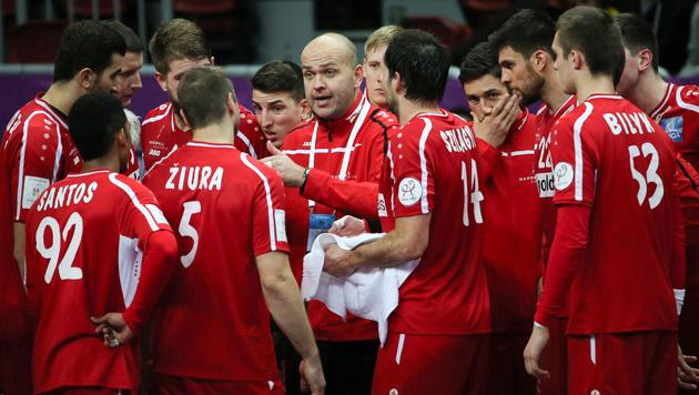 Viktor Szilagyi und Co. wollen wieder überraschen (Bild: GEPA)