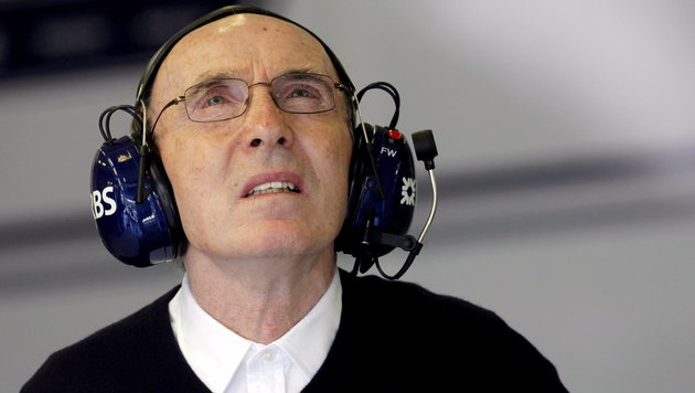 Frank Williams (Bild: FELIX HEYDER / EPA / picturedesk.com)
