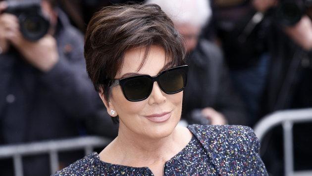 Kris Jenner (Bild: APA/EPA/YOAN VALAT)