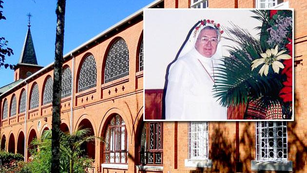 """Nonne getötet: Drei Verdächtige festgenommen (Bild: """"Krone"""", Redaktion Mariannhill, Reimlingen)"""