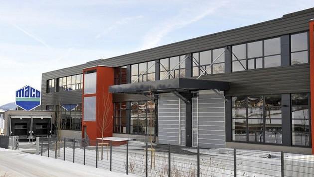 Im Werk in Mauterndorf sind derzeit 65 Mitarbeiter beschäftigt. (Bild: Roland Holitzky)