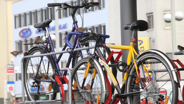 Rund 400 Räder gestohlen: 7 Verdächtige gefasst (Bild: Jürgen Radspieler (Symbolbild))