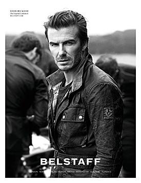 Als Testimonial verdient David Beckham Millionen. (Bild: Viennareport)