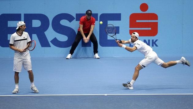 Stadthallen-Turnier rückt in ATP-500-Kategorie auf (Bild: APA/GEORG HOCHMUTH)