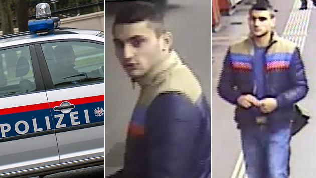 Nach diesem Mann sucht die Polizei. (Bild: Andreas Graf, LPD Wien)