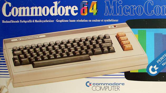 """""""10 PC-Gadgets, die Teenies heute nicht mehr kennen (Bild: facebook.com/c64.fans)"""""""