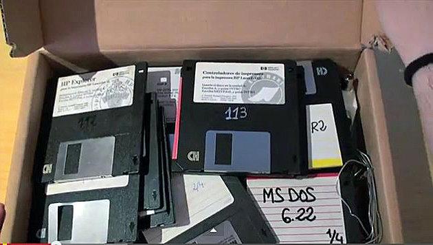 """""""10 PC-Gadgets, die Teenies heute nicht mehr kennen (Bild: YouTube.com/DonGregorioYJack)"""""""