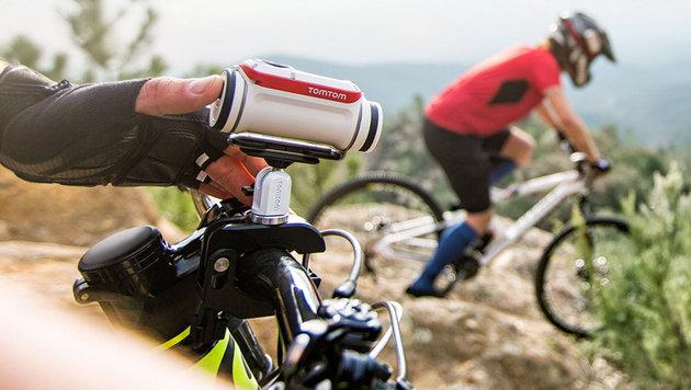 TomTom Bandit: Neue Actioncam geht in die Luft (Bild: TomTom)