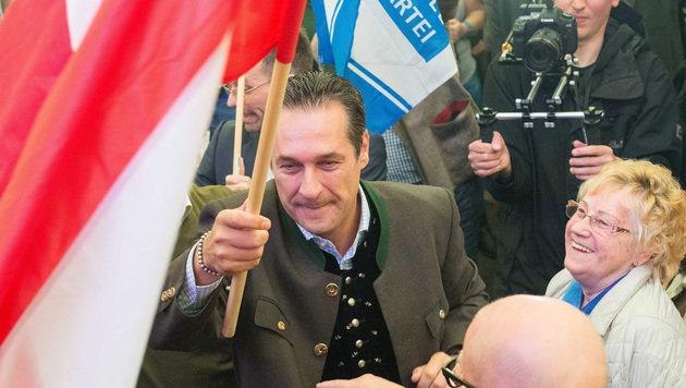 1. Mai heuer ganz im Zeichen der Landtagswahlen (Bild: APA/FOTOKERSCHI.AT/WERNER KERSCHBAUMMAYR)