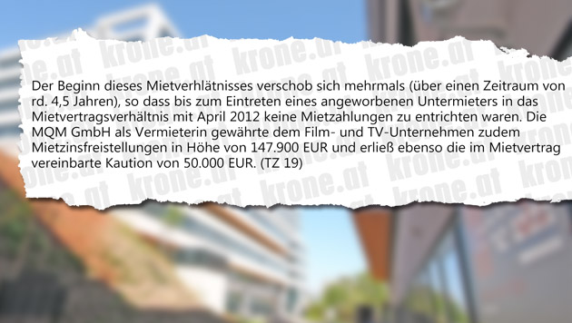 198.000 Euro als Geschenk für TV-Sender (Bild: Martin A. Jöchl, Krone, krone.at-Grafik)