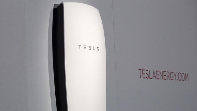Tesla will den Strom zu Hause revolutionieren (Bild: AP)
