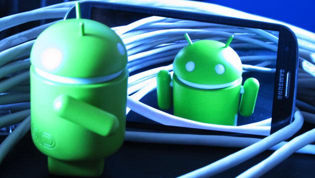 Android-Lücke: Nutzer müssen sich selbst schützen (Bild: flickr.com/Daniel Sancho)