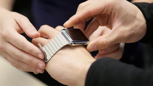 Apple Watch geht in 7 neuen Ländern an den Start (Bild: AP)