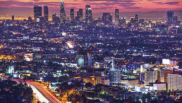 Platz 8 der Rangliste: Los Angeles (Bild: thinkstockphotos.de)