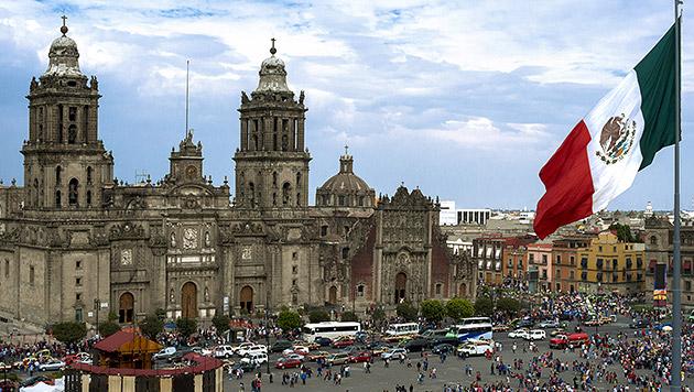 Platz 9 der Rangliste: Mexiko-Stadt (Bild: thinkstockphotos.de)