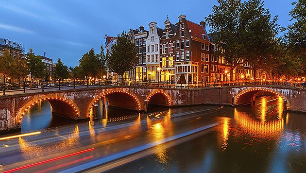 Platz 10 der Rangliste: Amsterdam (Bild: thinkstockphotos.de)