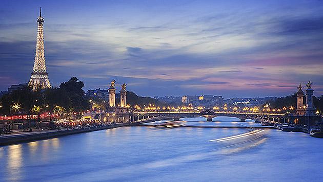 Platz 5 der Rangliste: Paris (Bild: thinkstockphotos.de)