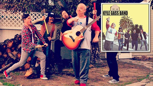 """Kyle Gass: """"Ich bin hier, um die Leute zu rocken"""" (Bild: SPV/Steamhammer)"""