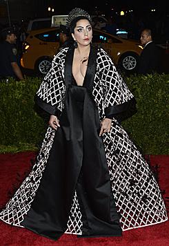 Lady Gaga (Bild: APA/EPA/JUSTIN LANE)