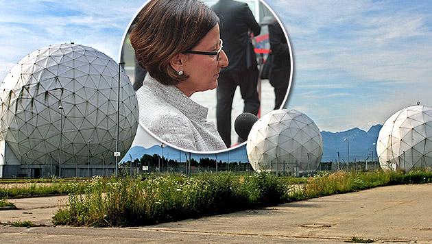 Nach Abhöraffäre: Österreich erstattet Anzeige (Bild: APA/EPA/DIETHER ENDLICHER, Klaus Loibnegger)