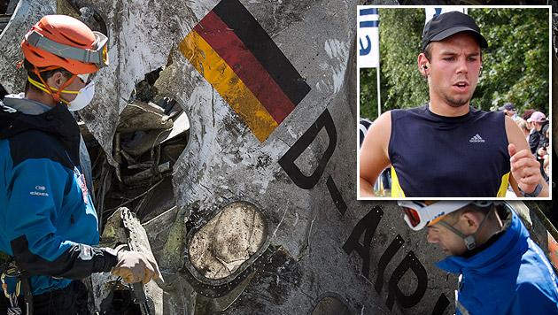 Germanwings-Drama: Vater will Unschuld beweisen (Bild: AP)