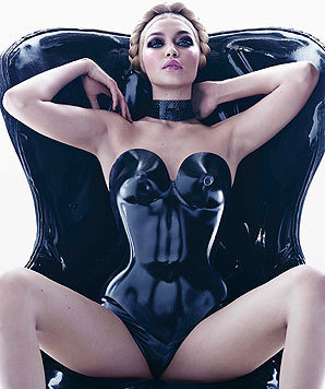 Gigi Hadid im Pirelli-Kalender (Bild: Viennareport)