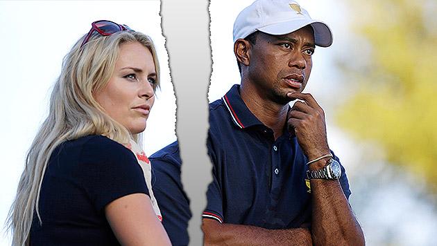 So schlecht geht es Tiger Woods nach der Trennung (Bild: AP)