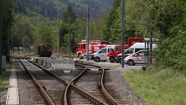 Zugunglück: Lokführer soll Signal missachtet haben (Bild: Sepp Pail)