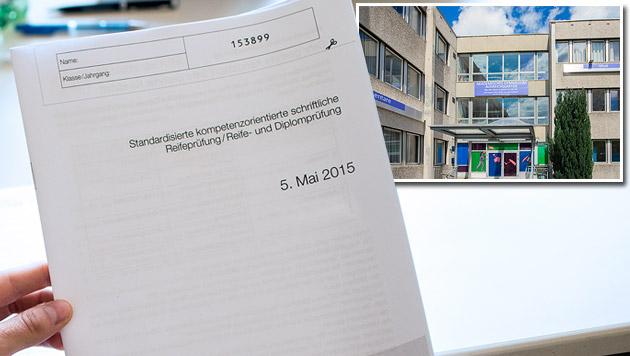 Bei Einbruch Matura-Kuvert geöffnet: Täter gefasst (Bild: APA/GEORG HOCHMUTH (Symbolbild), APA/NEUMAYR/MMV)