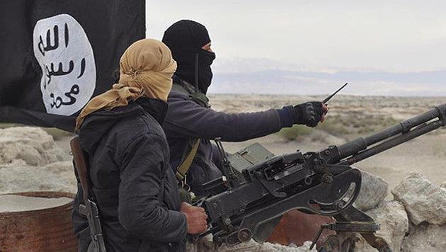 IS setzte Senfgas gegen Kurden im Irak ein (Bild: Facebook)