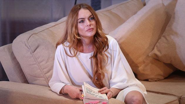 Lindsay Lohan (Bild: Joel Ryan/Invision/AP)