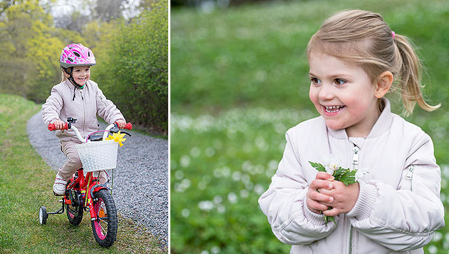 Prinzessin Estelle (Bild: Kate Gabor/Kungahuset.se)