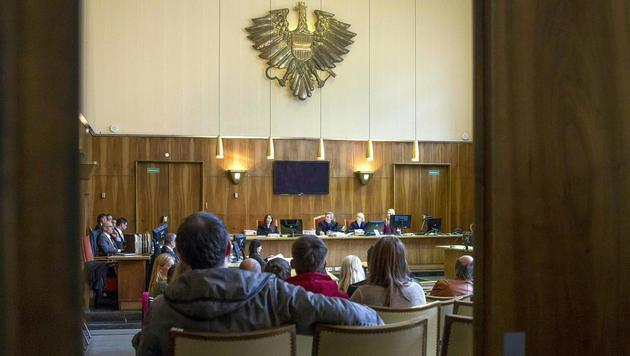 Rachemord per Kopfschuss: 17-Jähriger verurteilt (Bild: APA/ERWIN SCHERIAU)