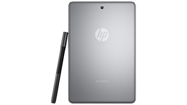 Tablet als digitaler Notizblock: HP Pro Slate 8 (Bild: HP)