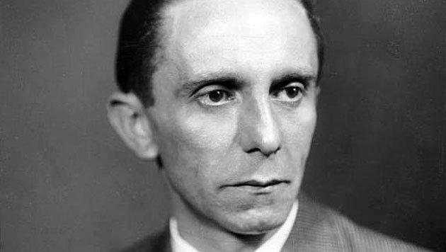 Joseph Goebbels (Bild: Wikipedia/Deutsches Bundesarchiv)