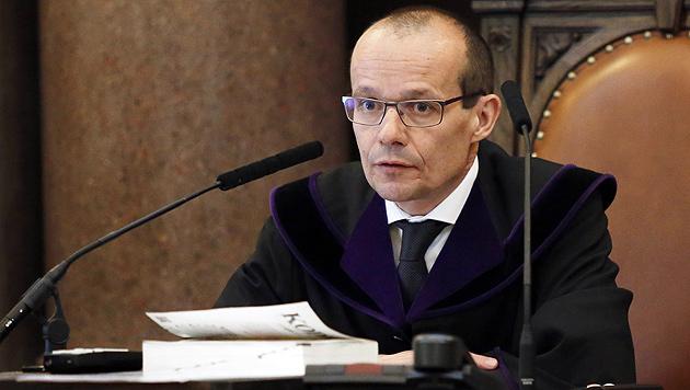 Richter Andreas Böhm (Bild: AFP)