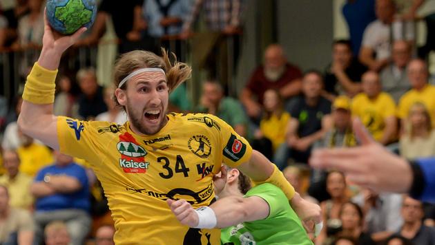 Bregenz gewinnt erstes Semifinale gegen Westwien (Bild: GEPA)