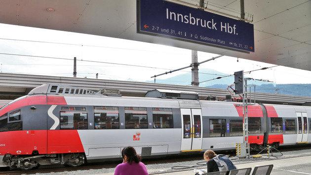 Frau in stehendem Zug überfallen (Bild: Christof Birbaumer (Symbolbild))