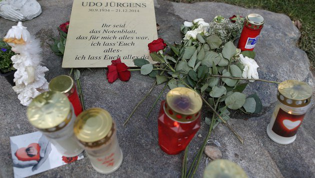 Udo Jürgens' letzter Weg (Bild: Gerhard Bartel)