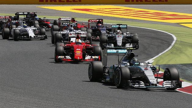 Rosberg holt ersten Saisonsieg! VW bald in der F1? (Bild: AP)