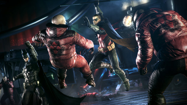 """Voll cool: ""Batman – Arkham Knight"" (Bild: Warner Bros. Interactive Entertainment)"""