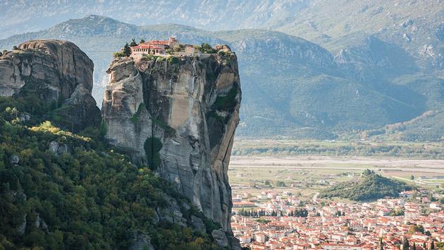 Griechenland: Urlaub fernab aller Insel-Klischees (Bild: thinkstockphotos.de)