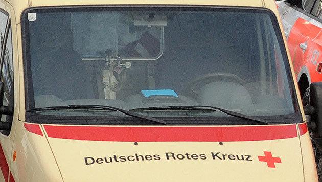 Reizgas in Bremer Einkaufszentrum versprüht (Bild: Julian Stratenschulte/EPA/picturedesk.com (Symbolbild))