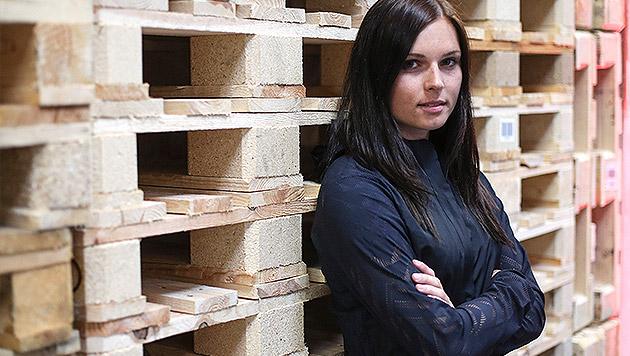 Anna Fenninger droht ein Jahr Pause (Bild: GEPA)