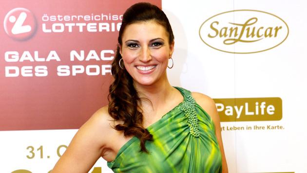 Nixe im Netz: Mirna Jukic heiratet Volleyballer (Bild: GEPA)