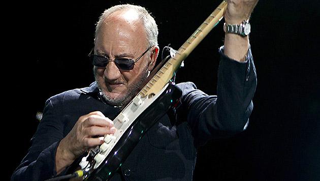 The-Who-Gitarrenlegende Pete Townshend wird 70 (Bild: Picturedesk.com)
